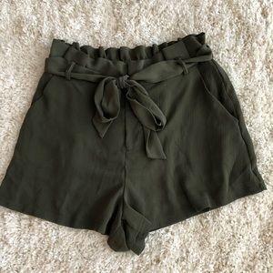 Lush fashion short